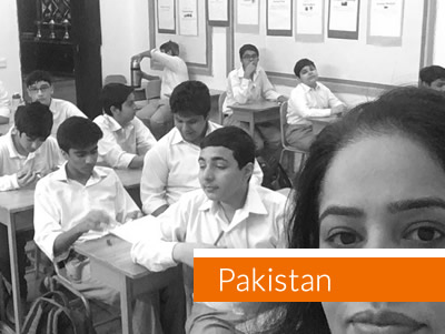 participating school Pakistan