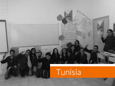 participating school Tunisia