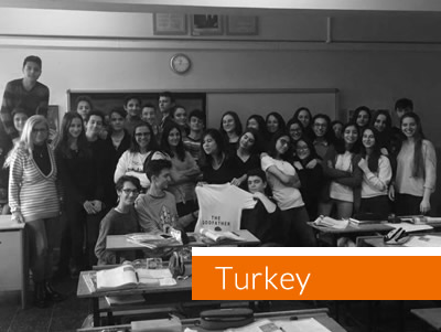 participating school Turkey