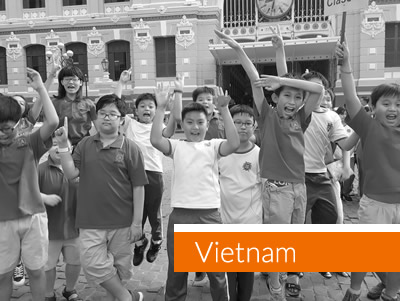 participating school Vietnam
